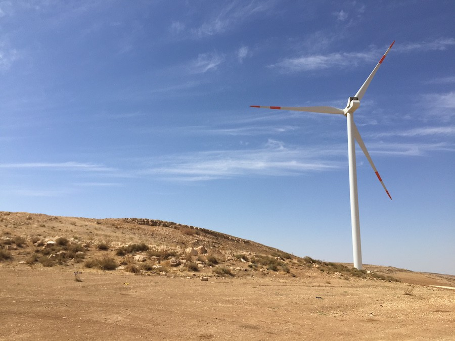 Jordan Wind Project Company Inframed